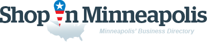 ShopInMinneapolis. Business directory of Minneapolis - logo
